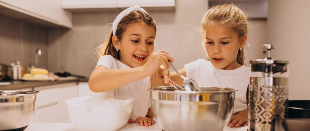 Workshop Culinária 4 Kids Festas de Aniversário