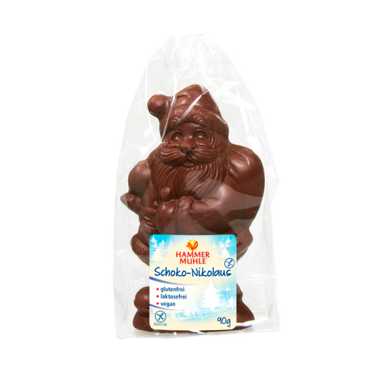 Hammer Muhle - Pai Natal Chocolate Sem Gluten