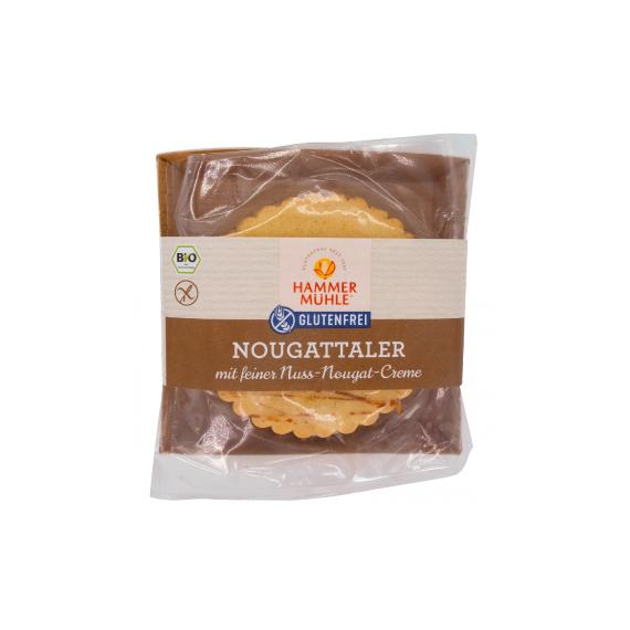 Hammer Muhle - Bio Bolachas Nougattaler Sem Gluten