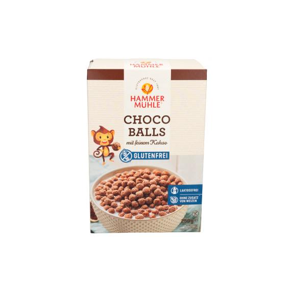 Hammer Muhle - Cereais Choco Balls Sem Gluten