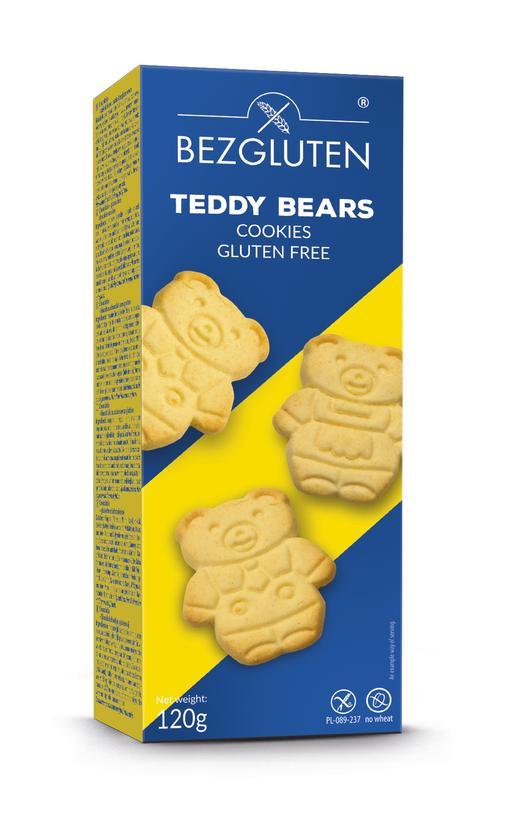 Bolachas Teddy Bears