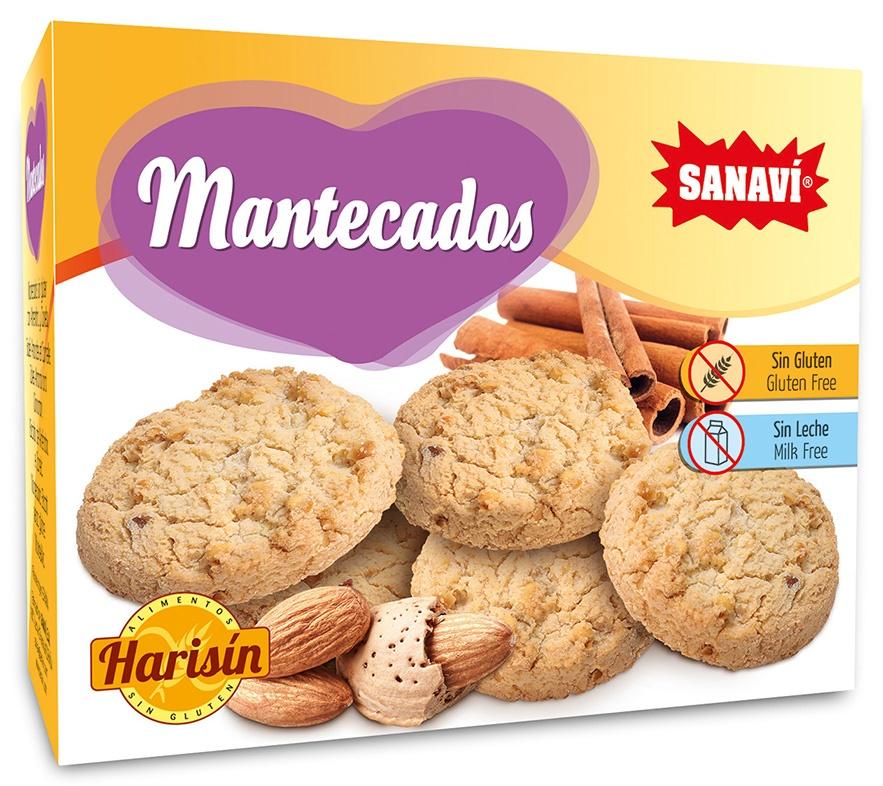 Biscoitos de Amêndoa e Canela