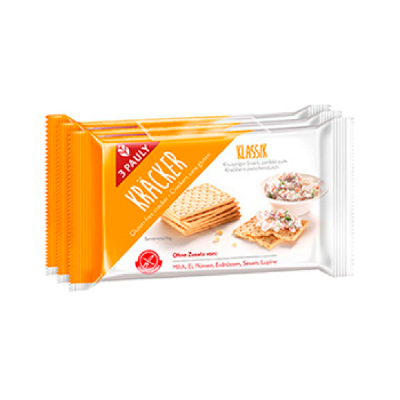 Crackers (Água e Sal)