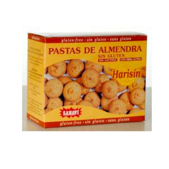 Biscoitos Amêndoa Sanavi
