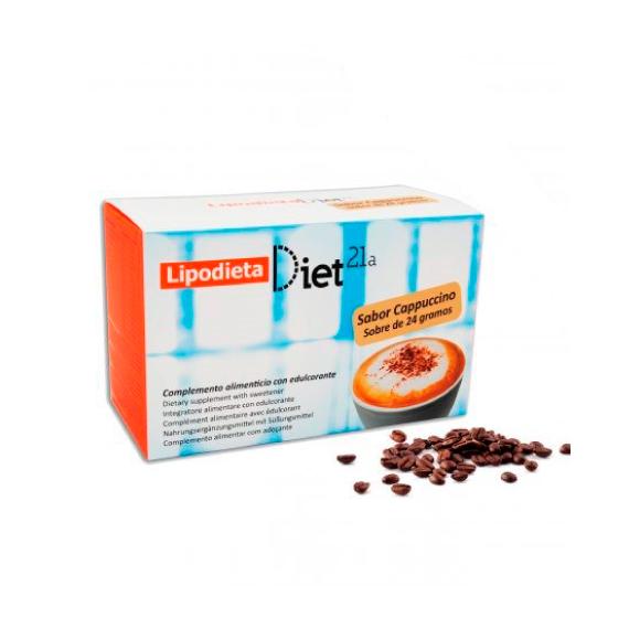 Lipodieta Diet21a Cappuccino
