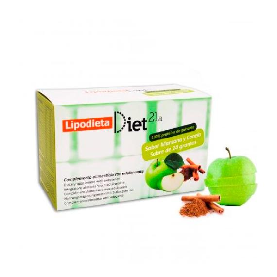 Lipodieta Diet21a Maçã