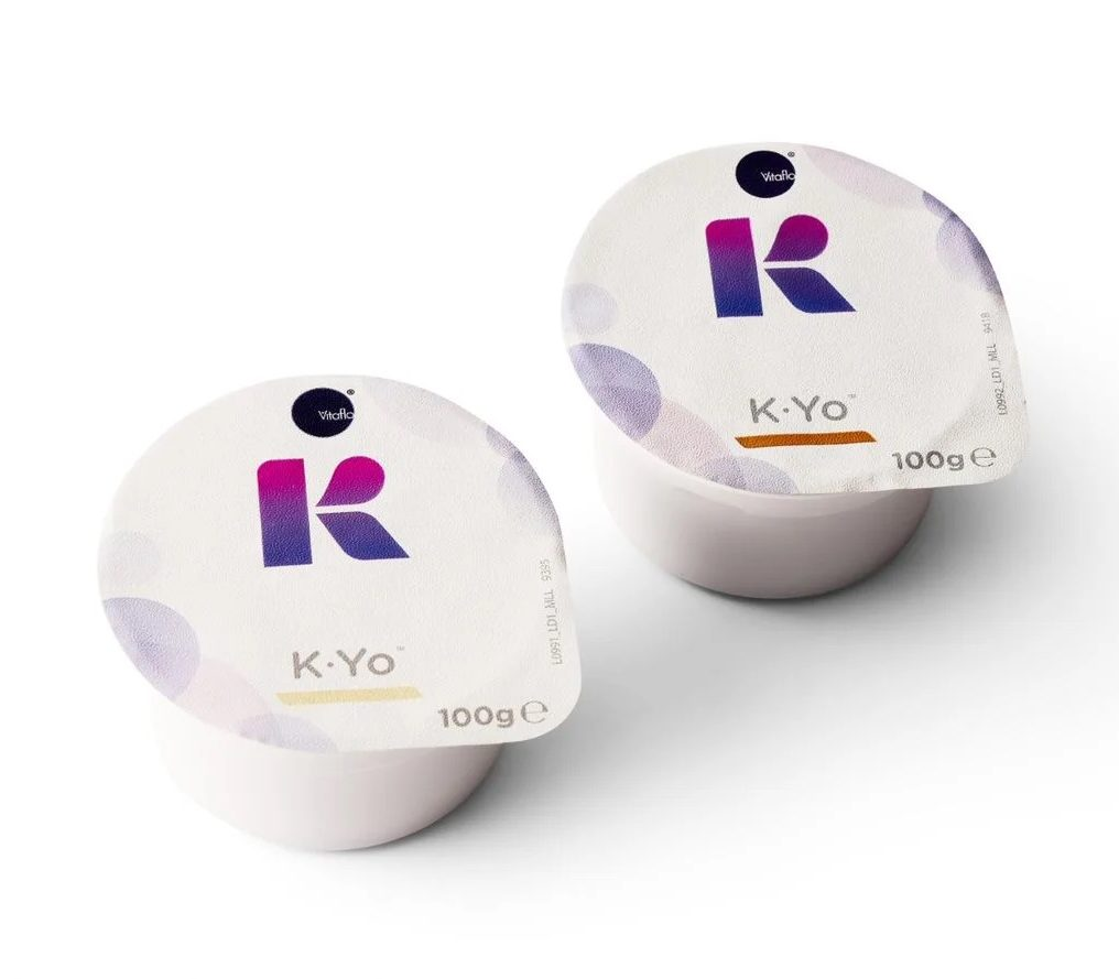 Embalagens de KYO