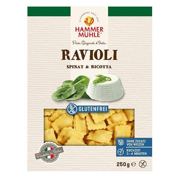 Embalagem de Ravioli